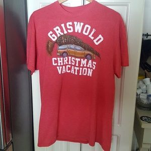 Griswold Christmas Vacation Graphic T-Shirt